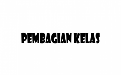 DAFTAR PEMBAGIAN KELAS X TAHUN AJARAN 2021/2020